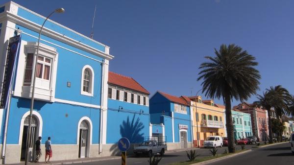 Kapverden Reisen auf der Insel Sao Vicente