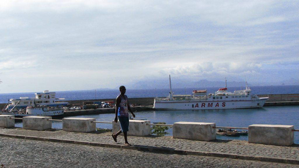 Kapverden: Fähren zwischen den Inseln
